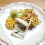 胡蝶 - 天ぷら盛り