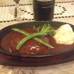 ウーズ - ハンバーグステーキ