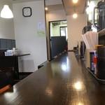米沢らーめん さつき食堂 - 綺麗な店内