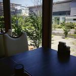 創菜Patio - 席からの眺め