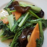 萬福大飯店 - 「冷菜青菜炒め」