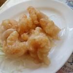 萬福大飯店 - 「芝エビのマヨネーズ」