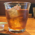 焼鳥YAMATO - 食後の紅茶