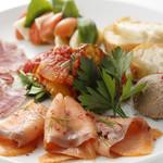 湘南イタリアン カーサマーレ - 前菜の盛り合わせ