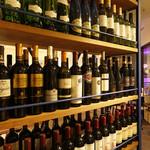 湘南イタリアン カーサマーレ - ワイン