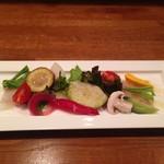 ラガッツァラードラ - 前菜