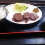 牛タン ダイニング大虎 - 料理写真:牛タンランチ