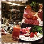 52807381 - authentic bar的なイタリアン                       antipastoは、トリッパ、プロシュート、サラミ、モッツァレラ、トマト、タコのマリネ、カツオ(⸅᷇˾ͨ⸅᷆ ˡ᷅ͮ˒)                                              トリッパ最高❣️febeeさん!やるぅぅぅ