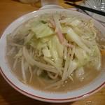 一鉄 - 濃厚スープのちゃんぽん