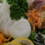 五郎 - 料理写真:蛸はおいしねぇ~