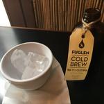 フグレントウキョウ - アイスコーヒー