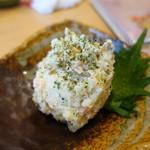 マグシェ  - 自家製マグロそぼろポテトサラダ