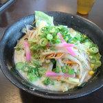 5281162 - 野菜ラーメン750円