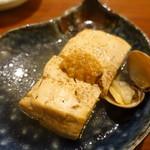 蛸焼とおでん クレ - 焼とうふ
