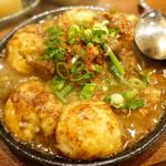 蛸焼とおでん ホリ - どて蛸