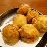 蛸焼とおでん ホリ - 柚子塩