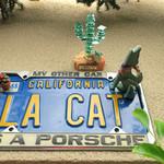エーエス クラシックス ダイナー -  DMV に申請した L.A. CAT