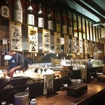北海道はでっかい道 - 日本酒も色々。