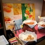 スーパーホテル - 食べ過ぎなくてよいです(^^)
