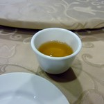春梅子餐廳 - ちょっと体調が優れなかったんでこの日もお茶のみでノンアルコールです。