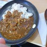 Curry&Cafe香炉里 - 牛すじとトマトのカレー