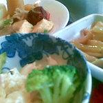 ねぎと卵 - バイキング(お惣菜)