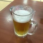 株式会社マルタイ 焼肉センター - ドリンク写真:生ビール