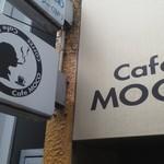 Cafe MOCO - 看板