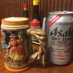 52821704 - ノンアルコールビール