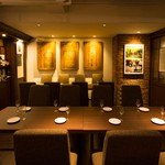 日比谷BAR WHISKY-SⅢ - 内観写真:扉付き完全個室
