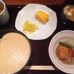 浅草むぎとろ 本店 - 2016-06-08 バイキング食す