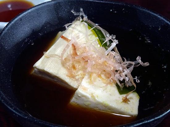手作り豆腐料理の店 伝承館 - 新...