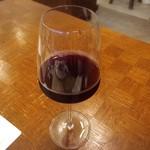 カジュアルフレンチポプラ - ドリンク写真:赤ワイン
