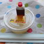 道の駅 鴨川オーシャンパーク - 料理写真:酢醤油と芥子付き
