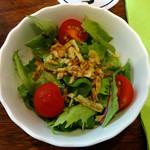 丁の字 CAFE - セットのサラダ