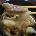 喫茶マコ - 鶏と餅 リフト