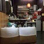 喫茶マコ - 「移転はしません 場外は残ります」