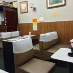 喫茶マコ - テーブル14席