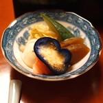 秋本 - お新香