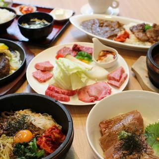 【ランチ】焼肉が1000円から食べられる!