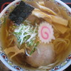 食事処ふたば - 料理写真:ラーメン550円
