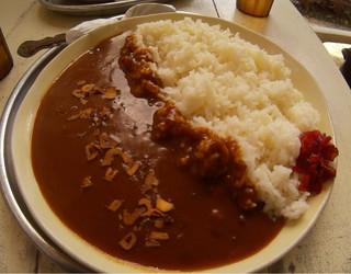 パーラーみんぴか - カレーライス