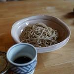 蕎麦割烹 黒帯 - 並うち福井県大野
