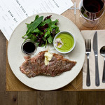 METoA Cafe & Kitchen - LUNCH STEAK PLATE