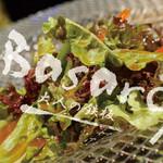 大人の鉄板 Basaro - ばさろはサラダも人気です!メニューに無い物も何なりとスタッフまで!