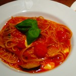 Set Lip - 茄子とモッツアレラのトマトソース