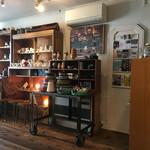 FABcafe - 店内