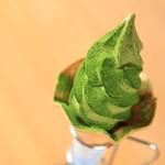 鎌倉茶々 - ソフトクリーム プレミアム