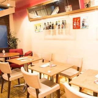 渋谷でおしゃれなオーガニックカフェ♪