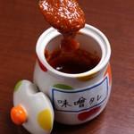 太田ホルモン - タコ味噌